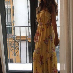 Joie 100% silk floral dress